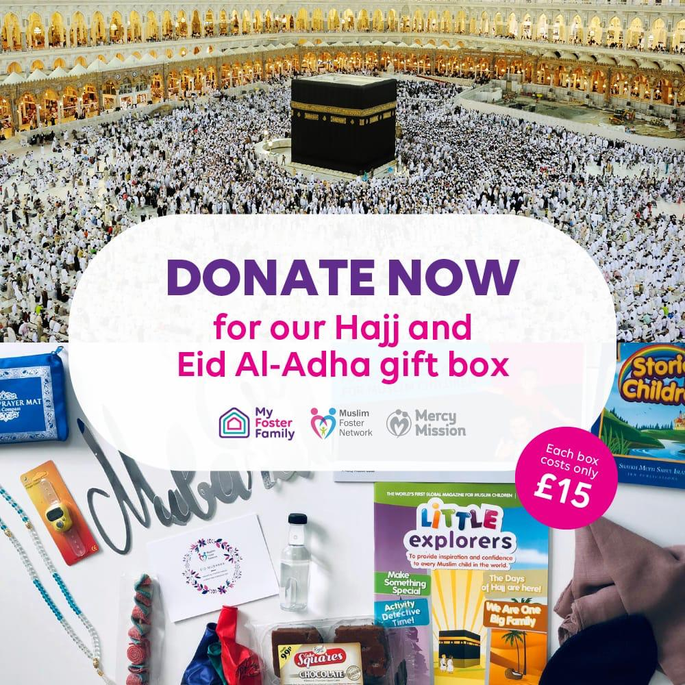 CEO of My Foster Family Embarks on the Spiritual Pilgrimage to Hajj